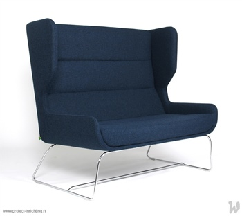 Naughtone Hush High Sofa Lounge seating